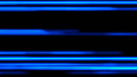 Loopable Blue Lines Background Stock Video Footage