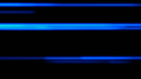 Loopable Blue Lines Background Animation