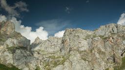 picos de europa fuente de mountains spain spectacular summer Footage