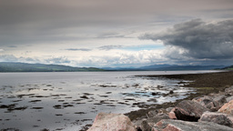 inverness estuary tidal timelapse scotland Footage
