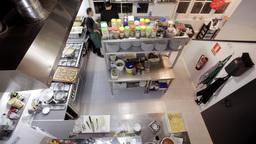 kitchen timelapse00 Footage