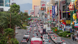 traffic las vegas nevada Footage