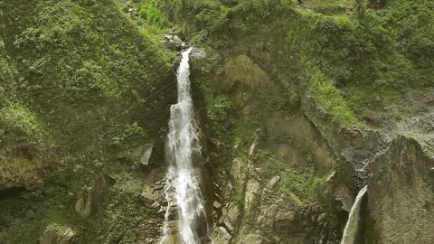 Agoyan Waterfall Footage