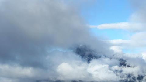 Tungurahua volcano _hd Footage