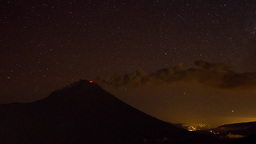 Tungurahua volcano eruption Footage