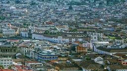 Quito Capital Presentation stock footage