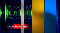 Background For News , Show , Intros , Texts stock footage