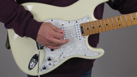 Arpegios Guitar Live Action