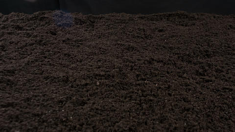 Soil Ground stock footage