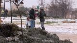 Jerusalem snow 2012 4 Footage