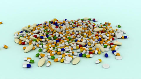 pill Animation