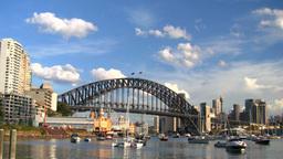 Australia Overpass Stock Video Footage