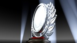 Medal Prize Trophy E2 HD stock footage