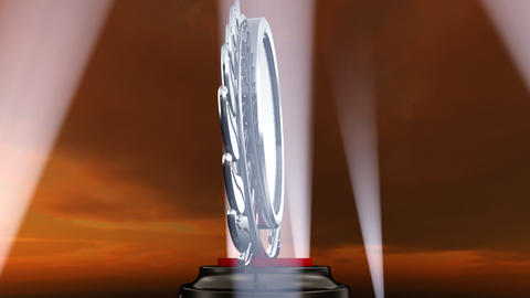 Medal Prize Trophy E4sky HD Animation
