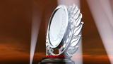 Medal Prize Trophy E4sky HD stock footage
