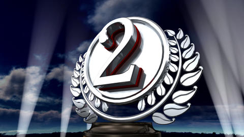 Medal Prize Trophy Eb3sky HD Animation