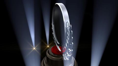 Medal Prize Trophy F2 HD CG動画