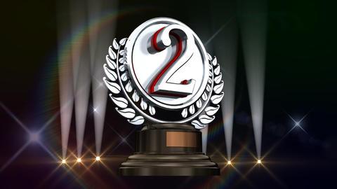 Medal Prize Trophy Gb3 HD CG動画