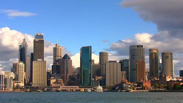 Australia Building Stock Video Footage