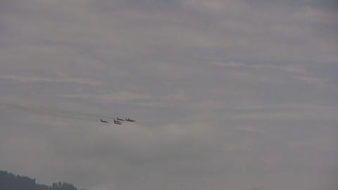 Aero L 39 Albatros Stock Video Footage