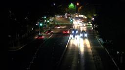 Australia Night Stock Video Footage
