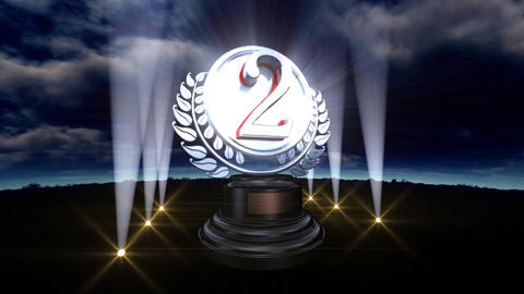 Medal Prize Trophy Bb3sky HD Animation