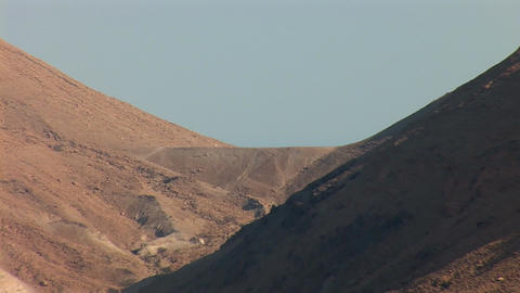 Israel desert 3 Stock Video Footage