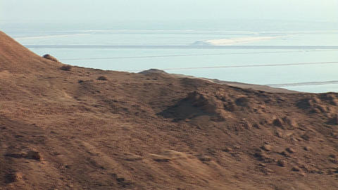 Israel desert 5 Stock Video Footage