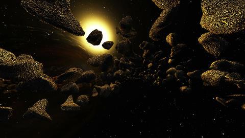 meteorite Stock Video Footage