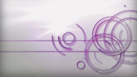 purple light line technology Stock Video Footage