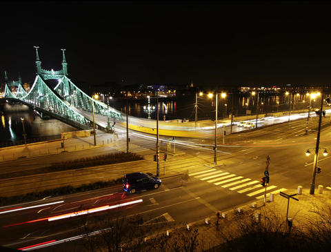 4K European City Timelapse 10 Stock Video Footage