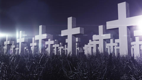 Cemetery 04 Animation