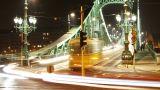 European City Timelapse 54 zoom Footage
