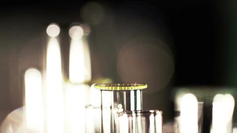 Laboratory CSI 33 dolly Stock Video Footage