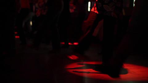 Disco club 09 Footage