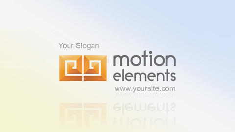 Clean Logo Animation After Effects Template