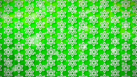 Wallpaper Flower, Loopable Motion Background, soft motion... Stock Video Footage