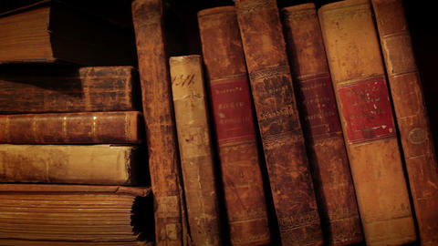 Old Ancient Books