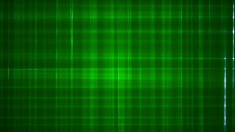 Broadcast Intersecting Hi-Tech Lines, Green, Abstract, Loopable, HD Animation