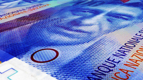 CHF Background (Loop) stock footage