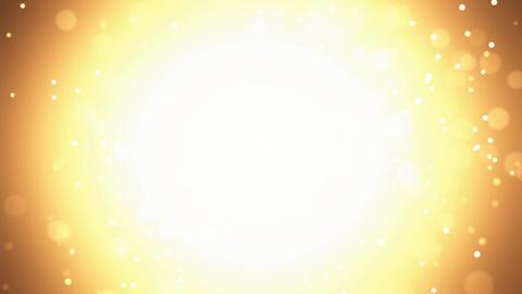 Particles Loop bleach effect 애니메이션