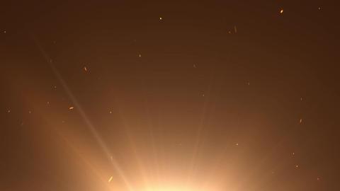 Sun sparks HD 1 Animation