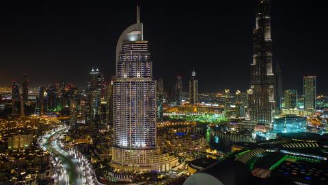 26571214 DUBAI TL Footage