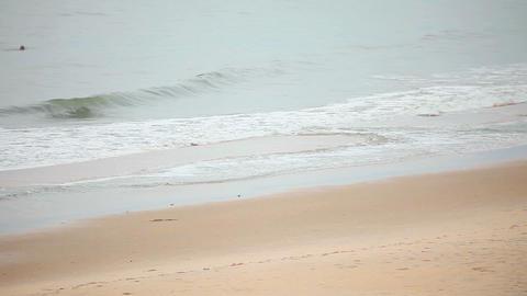 Ocean beach Footage