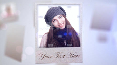 Photo Presentation After Effects Template