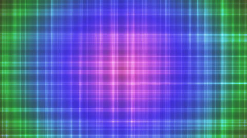 Broadcast Intersecting Hi-Tech Lines, Multi Color, Abstract, Loopable, HD Animation