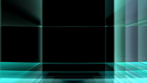 Abstract futuristic background. Seamless looping CG動画