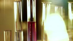 Laboratory CSI 141 dolly stylized Stock Video Footage