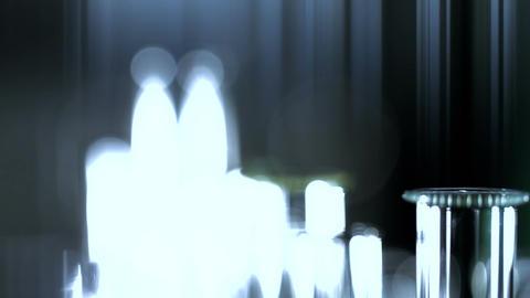 Laboratory CSI 147 dolly stylized EXTRA Footage