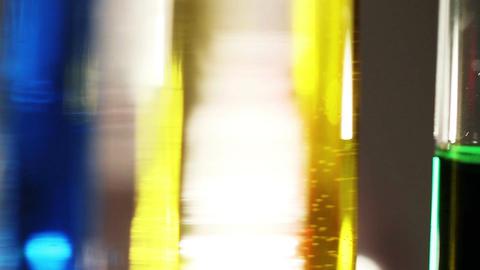 Laboratory CSI Concept rotating 07 Stock Video Footage